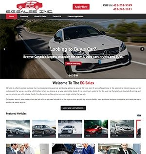 Web design Scarborough