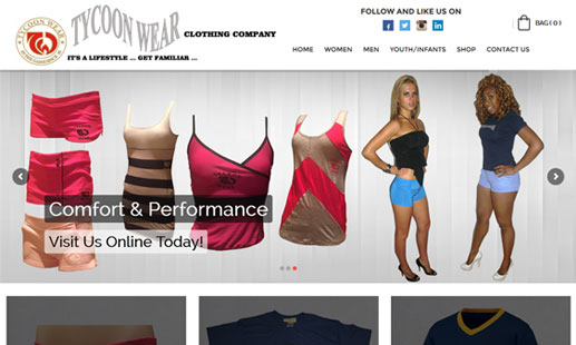 eCommerce Web design Scarborough