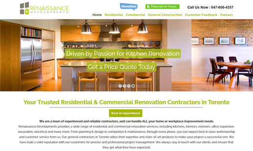 Website design Scarborough